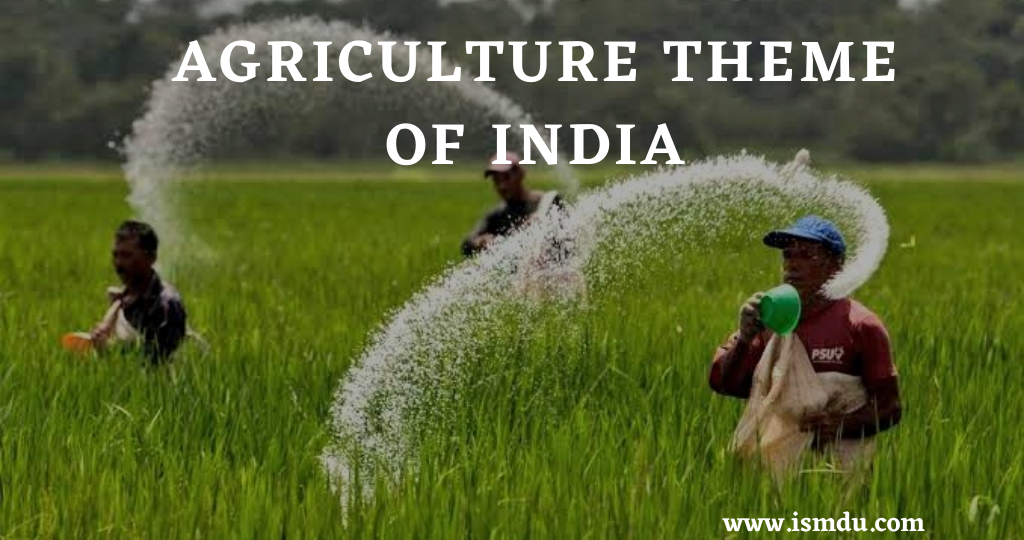 Agriculture Theme of India